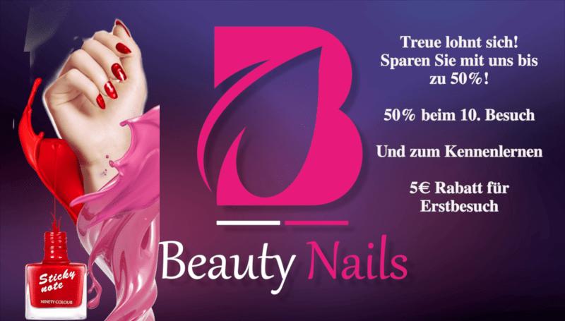 Lohnt sich immer bei Nagelsudio Beautynails in Göppingen