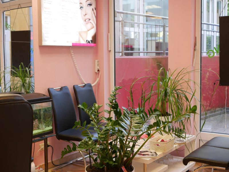 Nagelstudio Beautynails in Göppingen Innen Wartebereich