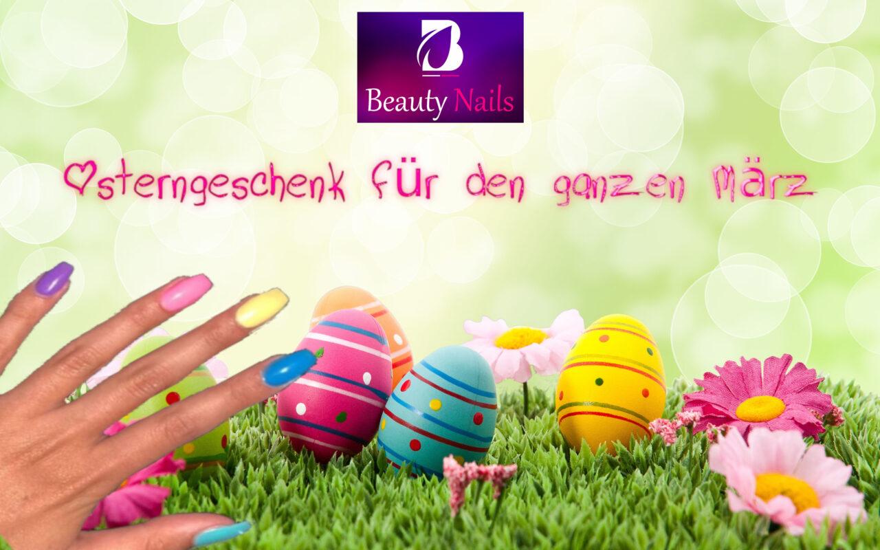 Angebot im März bei Beautynails Göppingen